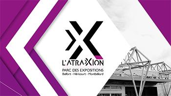 Atraxion Parc Exposition